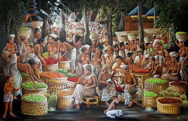 Fengshui Pasar & Kemakmuran
