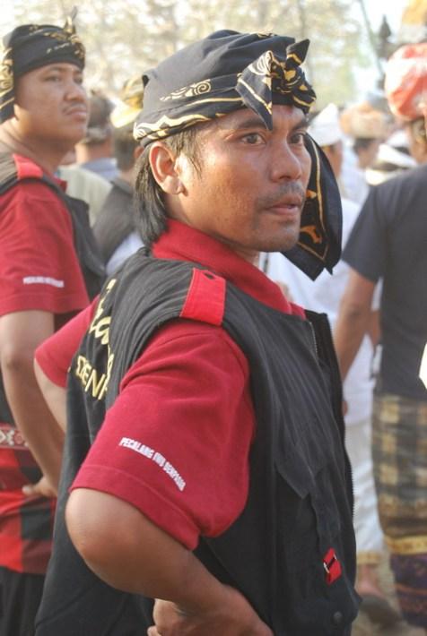 Pecalang IWB Denpasar
