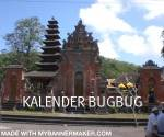 Kalender Desa Adat Bugbug