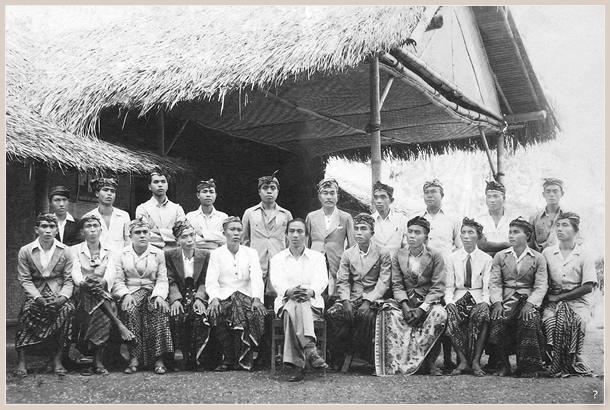 Photo Orang Bali Jaman Dulu Jadul Pekraman Purantara Bugbug